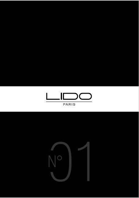 Catalogue lido Paris 2018