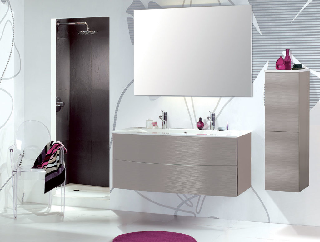Meuble de salle de bains ELLIPSE