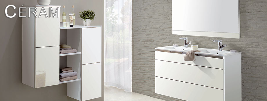 CERAM bathroom furniture