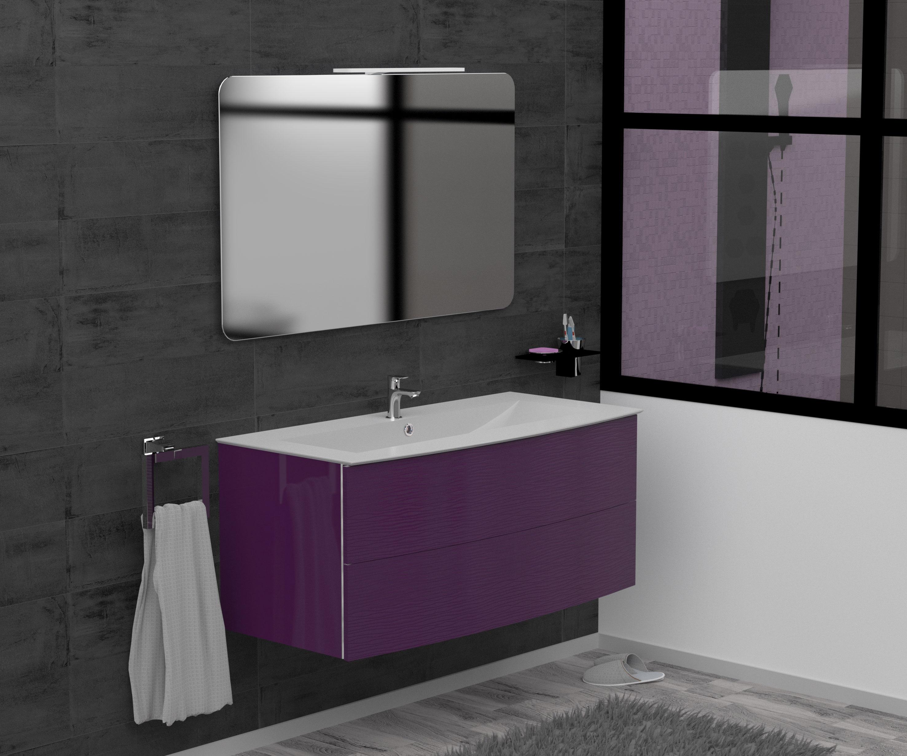 Accueil meubles de salle de bains lido - Meuble salle de bain 70 cm largeur ...