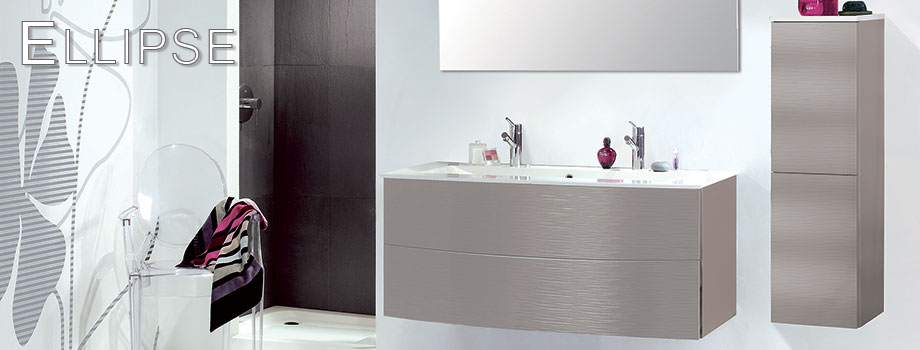 ELLIPSE bathroom furniture