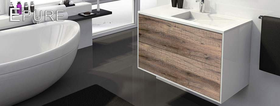 EPURE bathroom furniture