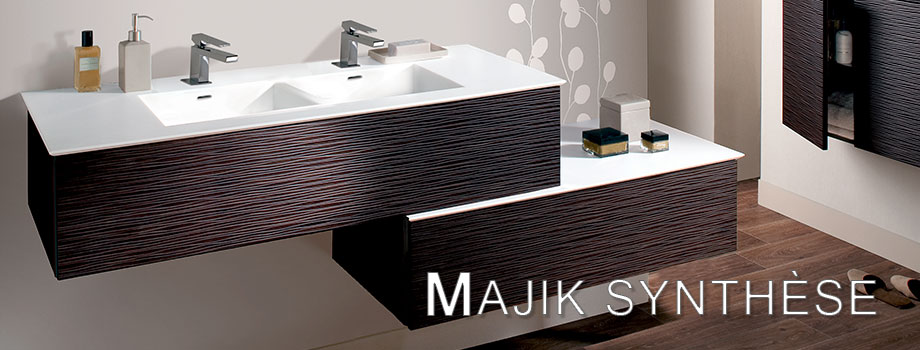 MAJIK SYNTHESE bathroom furniture