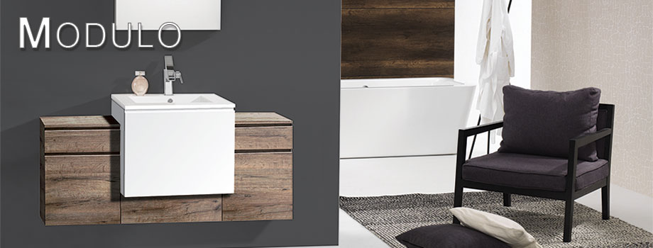 MODULO bathroom furniture