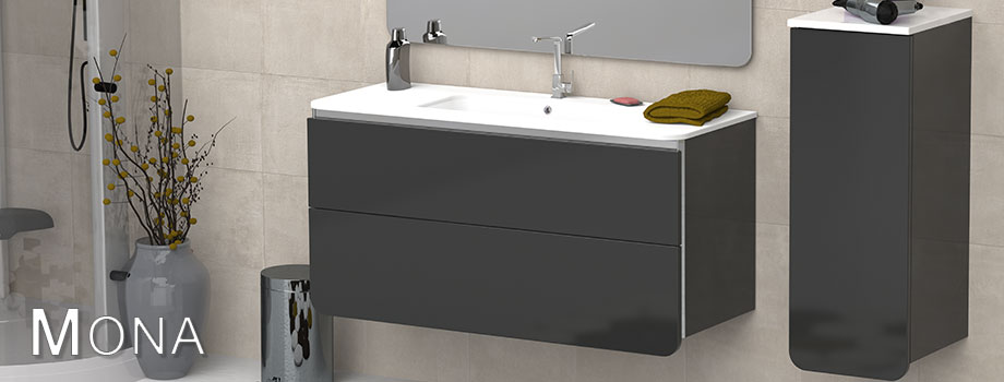 MONA bathroom furniture