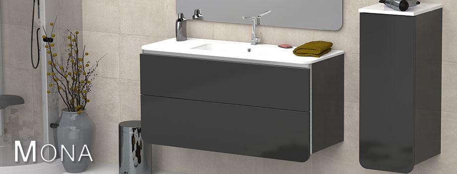 Meubles de salles de bain LIDO Paris Collection MONA