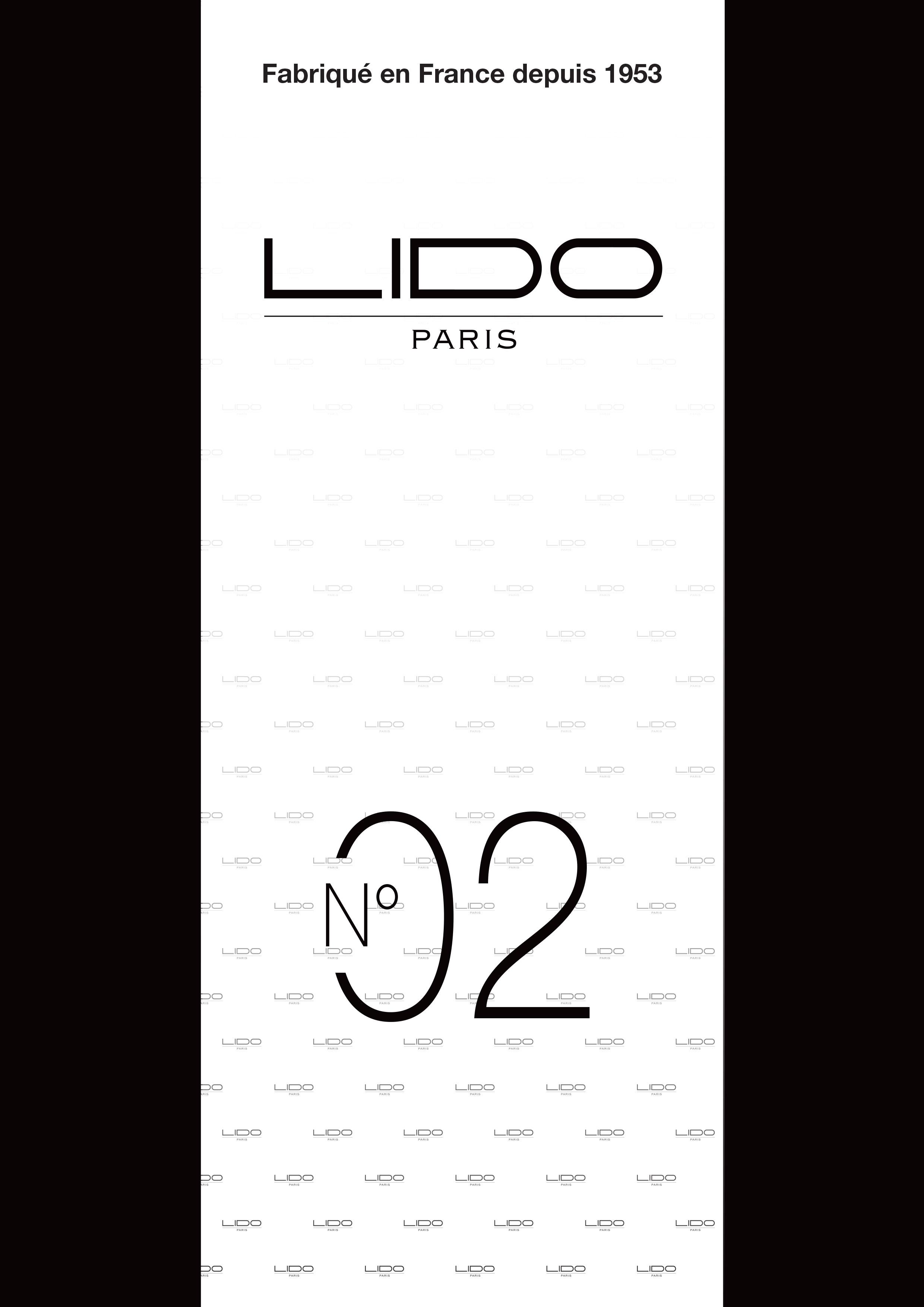 Catalogue Lido Paris salle de bains