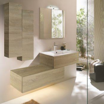 Meuble de salle de bain Melo