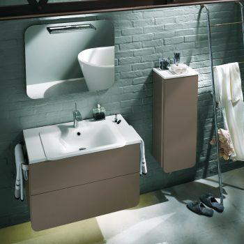 Meuble de salle de bain Mona