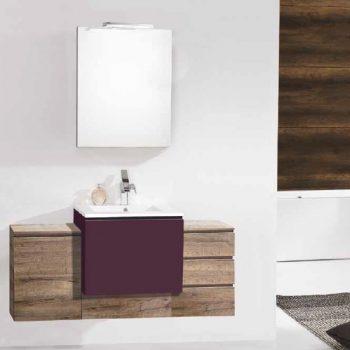 Meuble de salle de bain Modulo